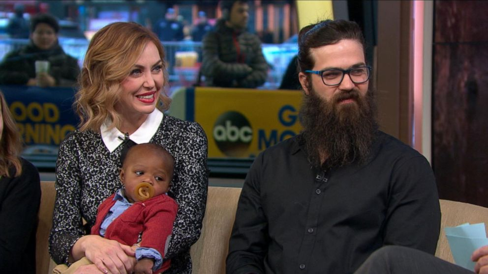 Duck Dynasty Stars Open Up About Newly Adopted Son Video