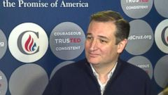 VIDEO: Ted Cruz Criticized for Campaign Email Sent on Iowa Caucus Day