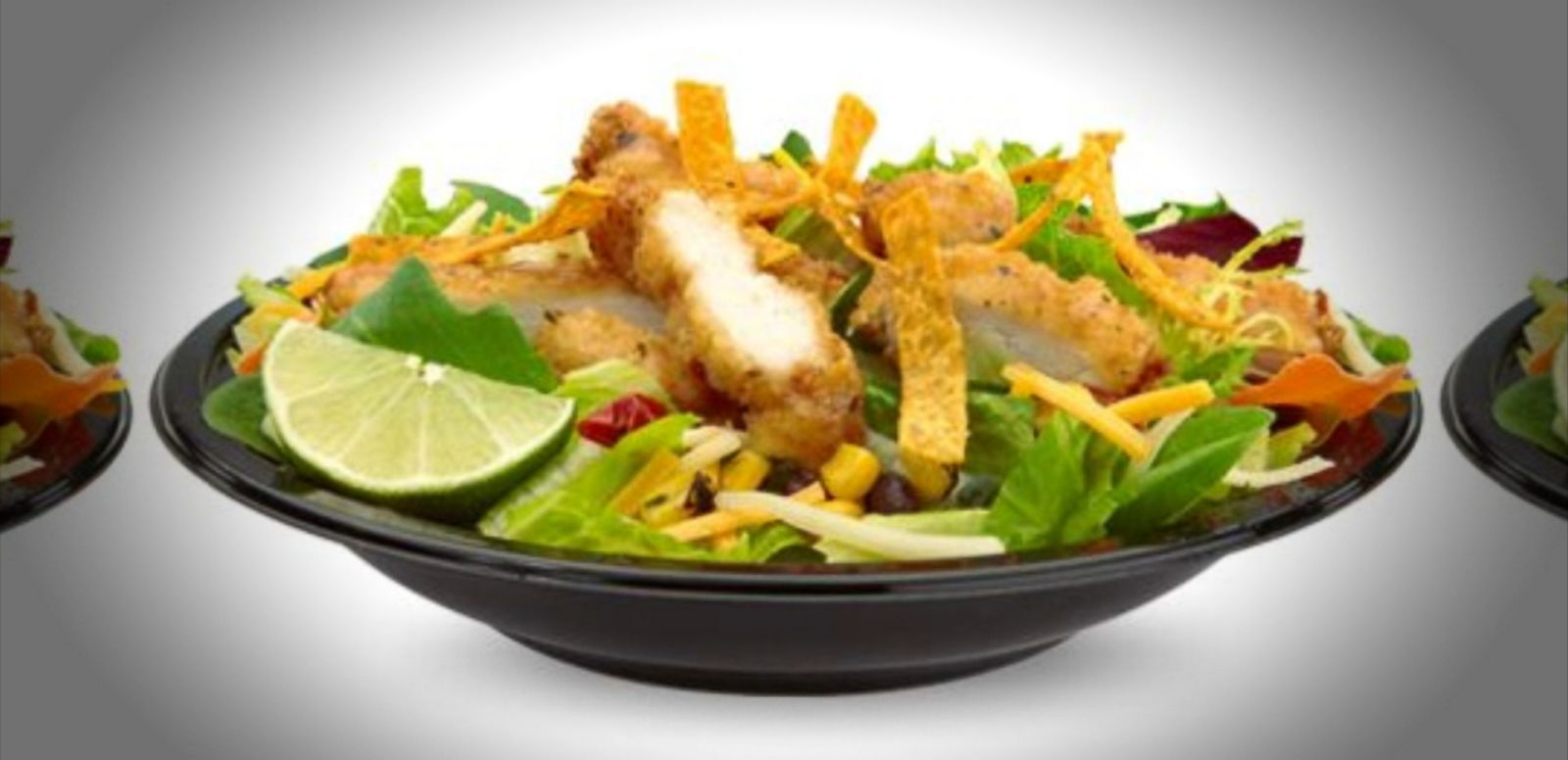 VIDEO: The fast-food chain's newest salad offering has more calories than its Big Mac.