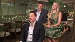 VIDEO: Nicholas Sparks, Cast of The Choice Talk New Movie