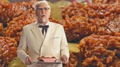 VIDEO: Sneak Peek of KFCs Super Bowl 50 Commercial