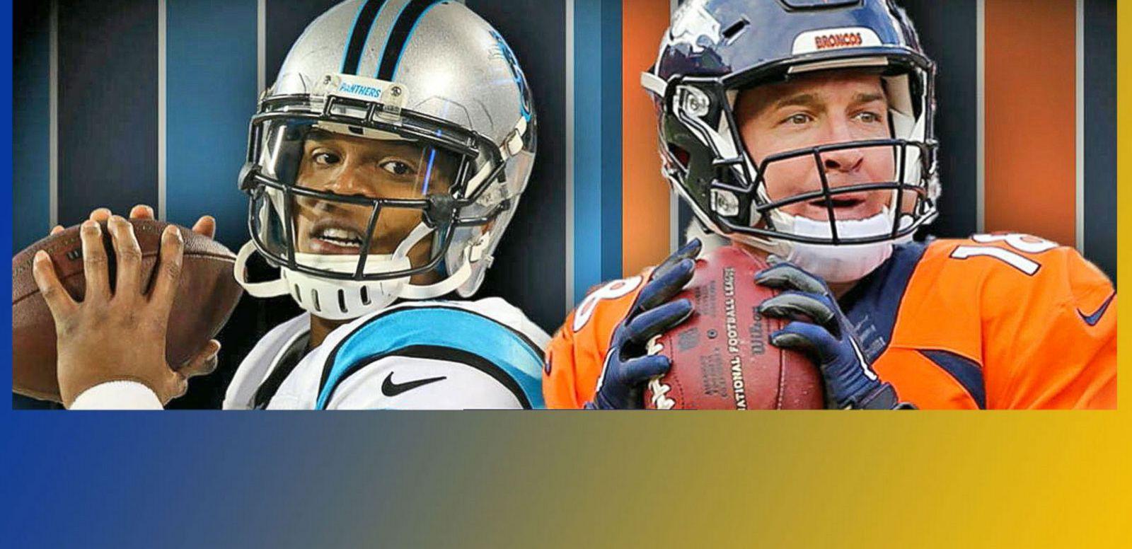 VIDEO: Super Bowl 50 Quarterback Comparisons