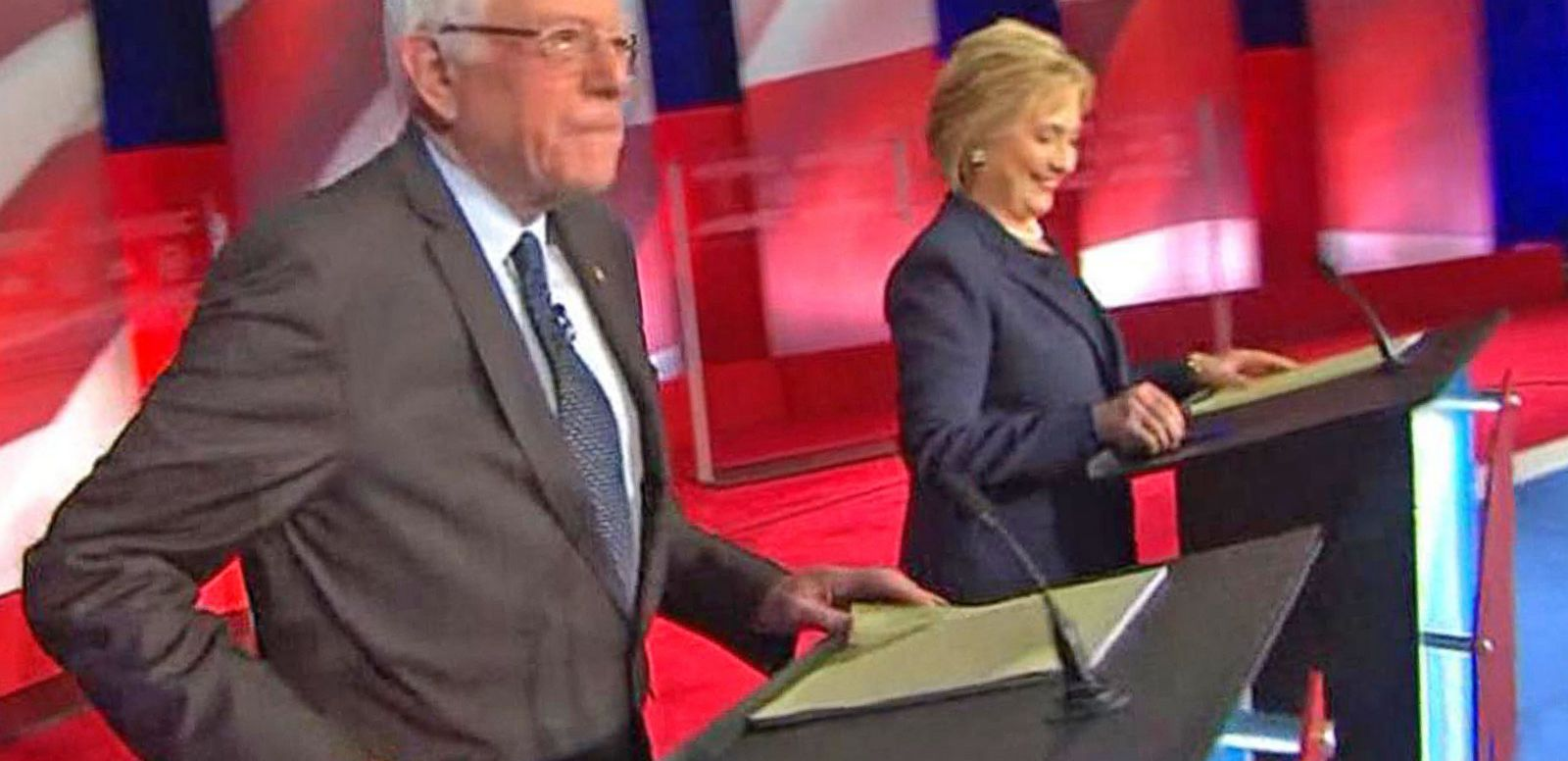 VIDEO: Hillary Clinton, Bernie Sanders Ramp up Campaigns Ahead of Primary