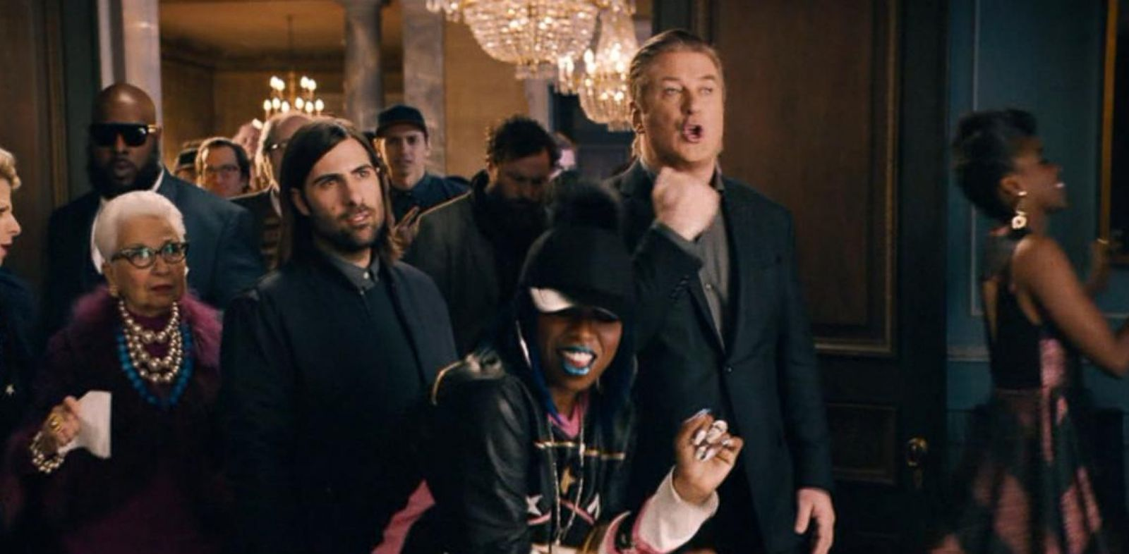 VIDEO: Amazon's first ever Super Bowl commercial stars Alec Baldwin, Dan Marino, Missy Elliot and Jason Schwartzman.
