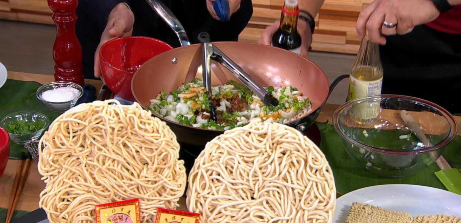 VIDEO: Chef Ming Tsai Takes on 'GMA's' $5 Dinner Challenge