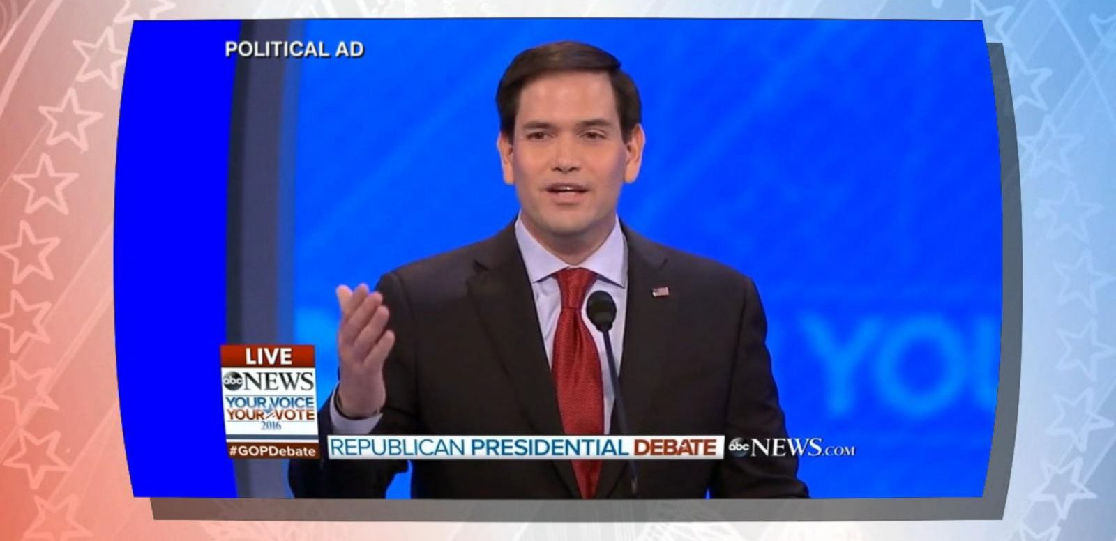 VIDEO: Marco Rubio Faces Fallout From GOP Debate