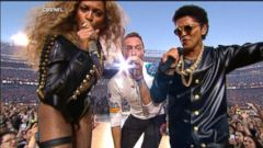 VIDEO: Beyonce, Coldplay, Bruno Mars Rock Super Bowl 50 Halftime Show