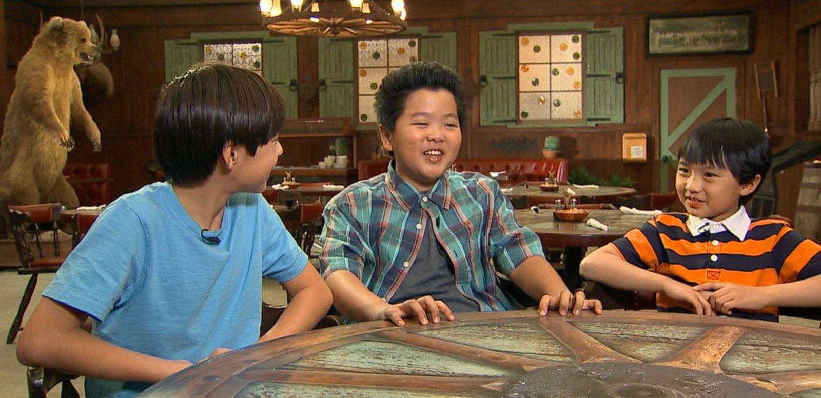 VIDEO: Cast of 'Fresh Off the Boat'