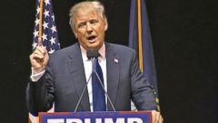 VIDEO: Donald Trump Repeats Vulgar Word Against Ted Cruz