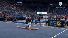 VIDEO: UCLA Gymnasts Floor Routine Goes Viral