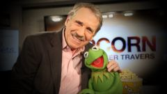 VIDEO: Keeping Up with Kermit: His Take on Love, The Muppets and that Sexy Ham