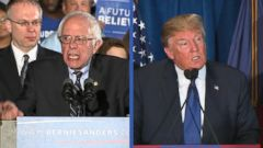 VIDEO: GMA 02/10/16: Donald Trump, Bernie Sanders Win New Hampshire Primaries