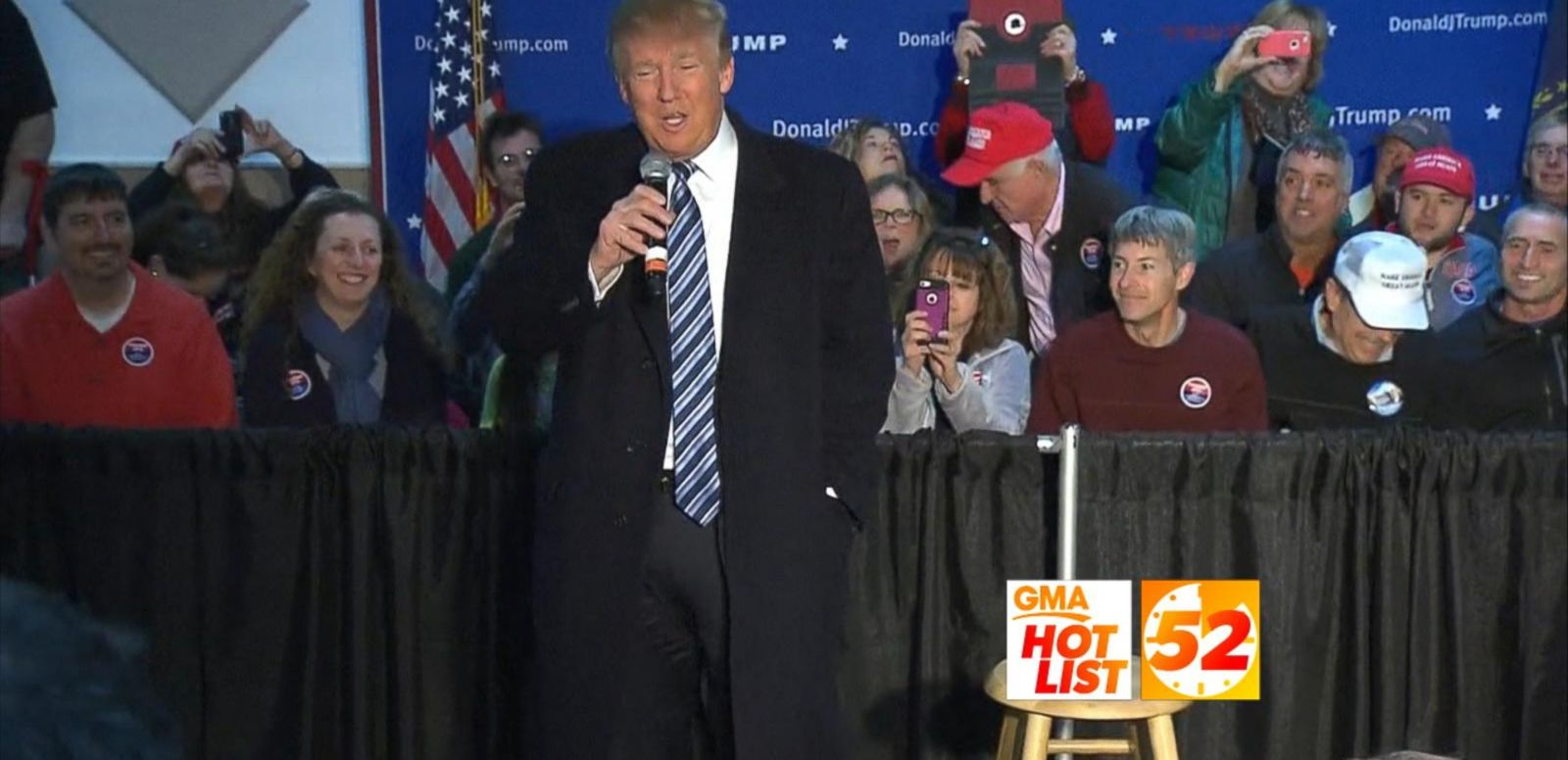 VIDEO: 'GMA' Hot List: Trump on New Hampshire Win, 'Serial' Witness Speaks Out