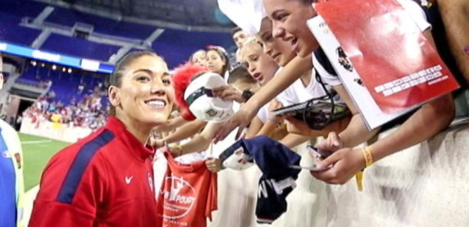 VIDEO: Hope Solo Weighs In on Potential 2016 Summer Olympics Boycott Due to Zika Virus