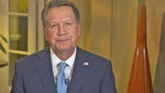 VIDEO: John Kasich Discusses 2nd Place New Hampshire Primary Finish