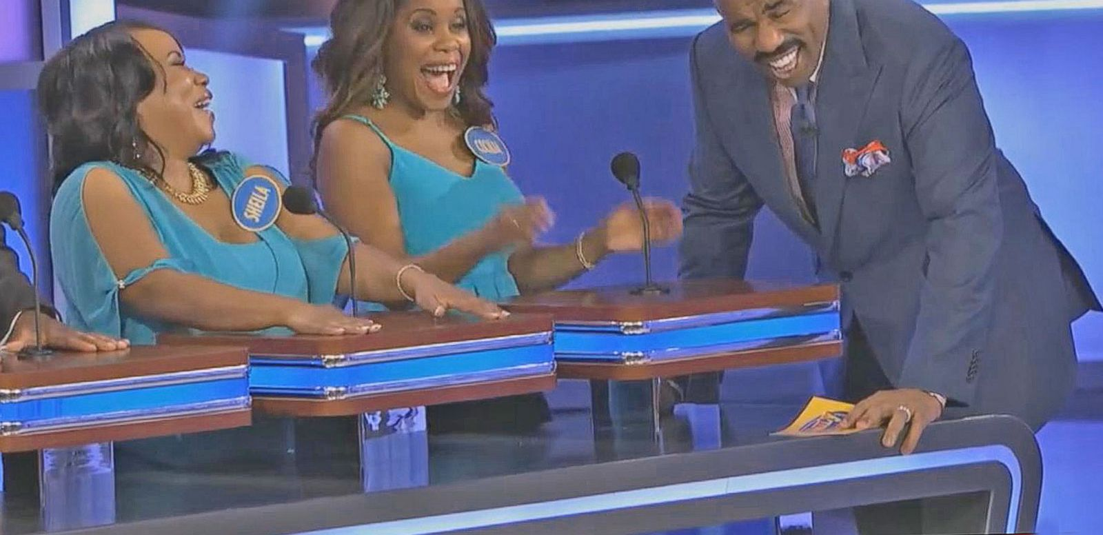 VIDEO: 'Family Feud' Contestant's Hilarious Response Goes Viral
