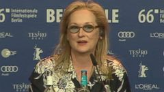 VIDEO: Meryl Streep is facing backlash for diversity-related comments she made at the Berlin International Film Festival.