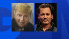 VIDEO: Johnny Depp Plays Donald Trump in Art of the Deal Parody