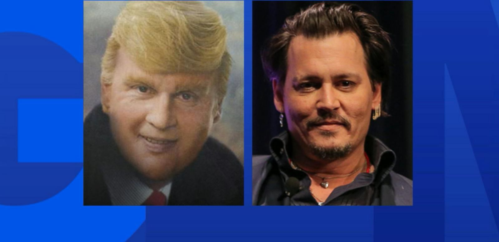 VIDEO: Johnny Depp Plays Donald Trump in 'Art of the Deal' Parody