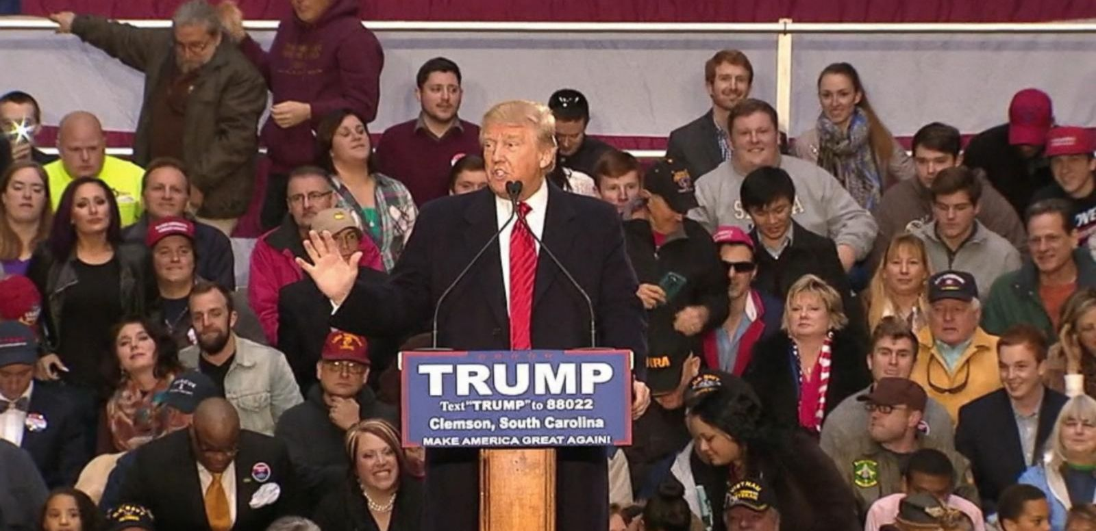 VIDEO: Republican Presidential Candidates Focus on South Carolina