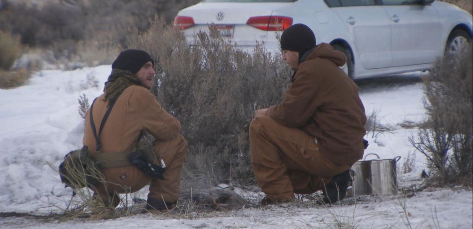 VIDEO: Oregon Occupiers Plan to Turn Themselves In