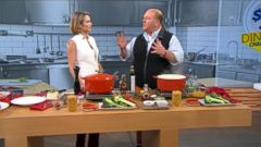 VIDEO: Mario Batali Takes On the $5 Dinner Challenge
