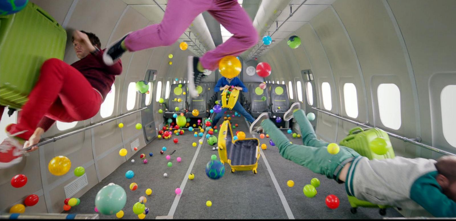 VIDEO: OK Go Debuts New Zero-Gravity Music Video