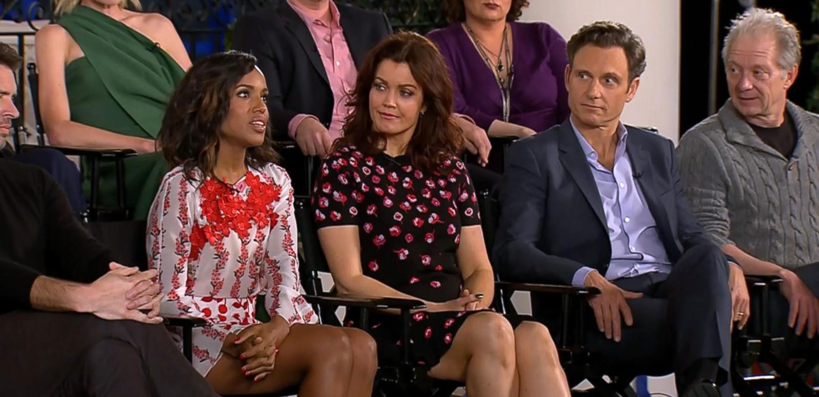 VIDEO: Exclusive: 'Scandal'-ous Secrets Spilled
