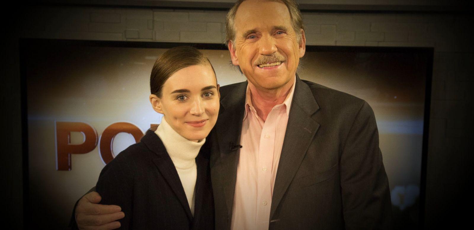 VIDEO: Oscar Nominee Rooney Mara Talks Cate Blachett and her role in 'Carol'