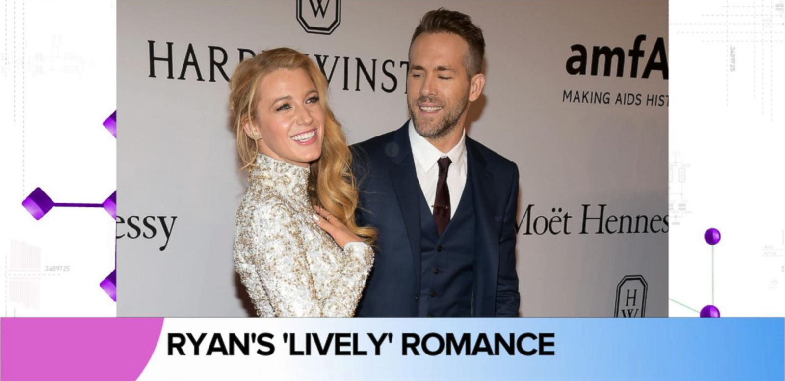 VIDEO: Ryan Reynolds Recalls the Moment He Fell in Love With Blake Lively and More in 'Pop News'