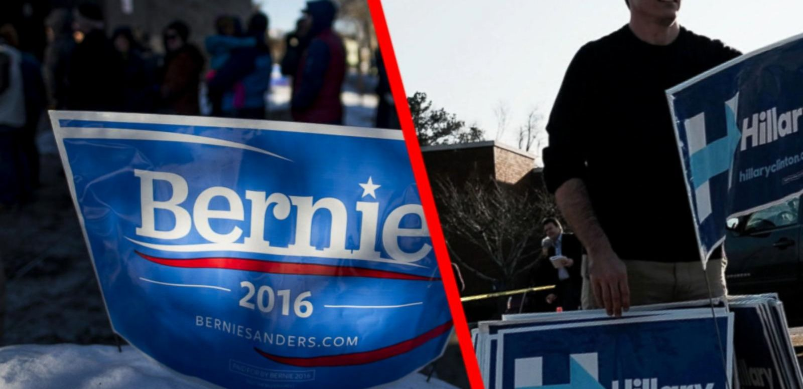 VIDEO: Democrat Battle Heads West