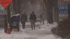 VIDEO: GMA 02/13/16: Dangerous Cold Hits the Northeast