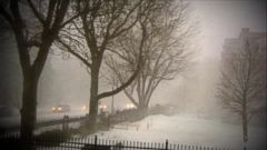 VIDEO: Dangerous Cold Hits the Northeast