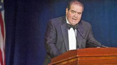 VIDEO: Supreme Court Justice Antonin Scalia Dies at 79