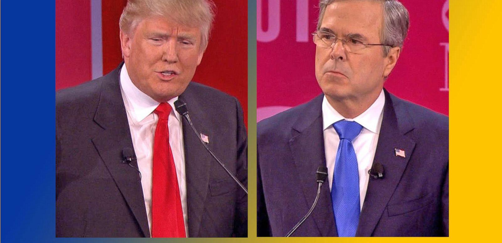 VIDEO: Nastiness Rises in Latest GOP Debate
