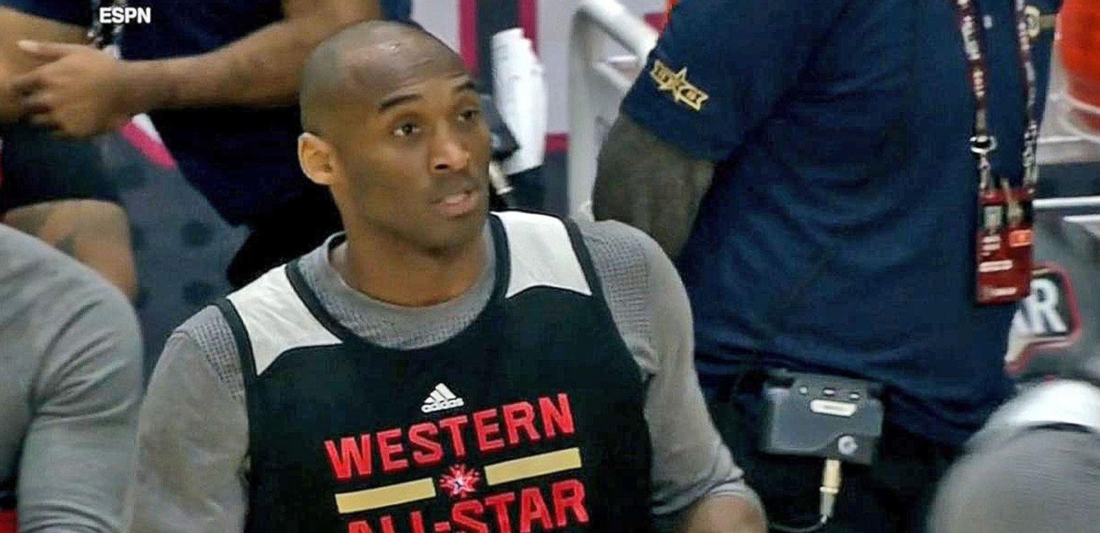 VIDEO: NBA All-Star Game Will Feature Retiring Kobe Bryant, Stephen Curry