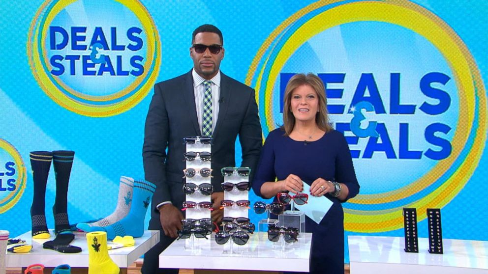 Good Morning America Great Deals : Deals and steals on accessories under video abc news