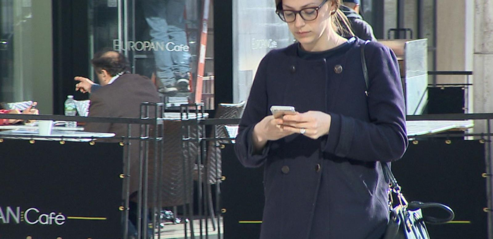 VIDEO: Dangers of Texting and Walking Dangers on the Rise: New Study