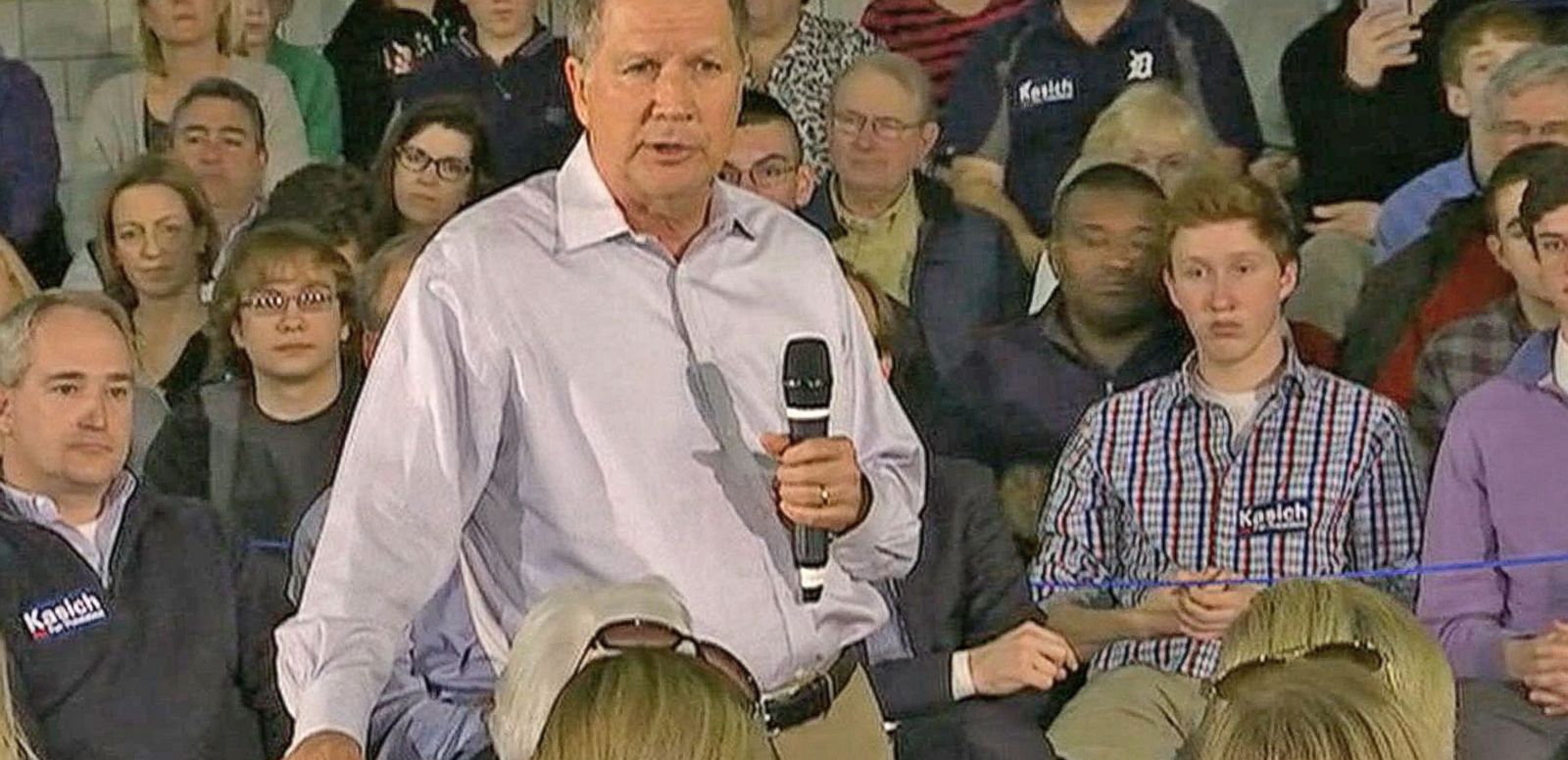 VIDEO: John Kasich Details Campaign Strategy After 2nd Place Finish in Michigan