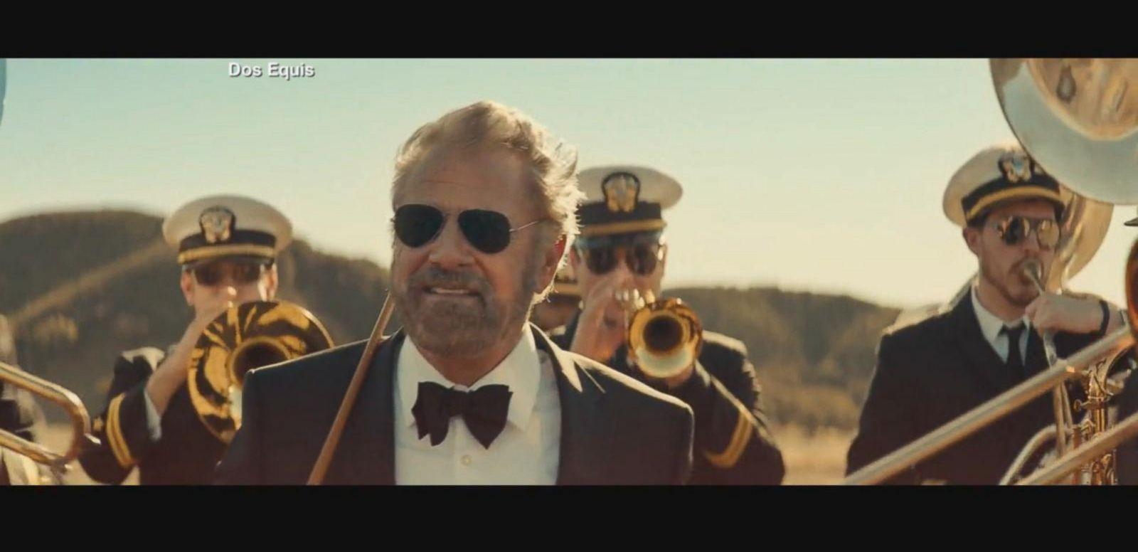 VIDEO: Most Interesting Man Retiring as Dos Equis Spokesperson
