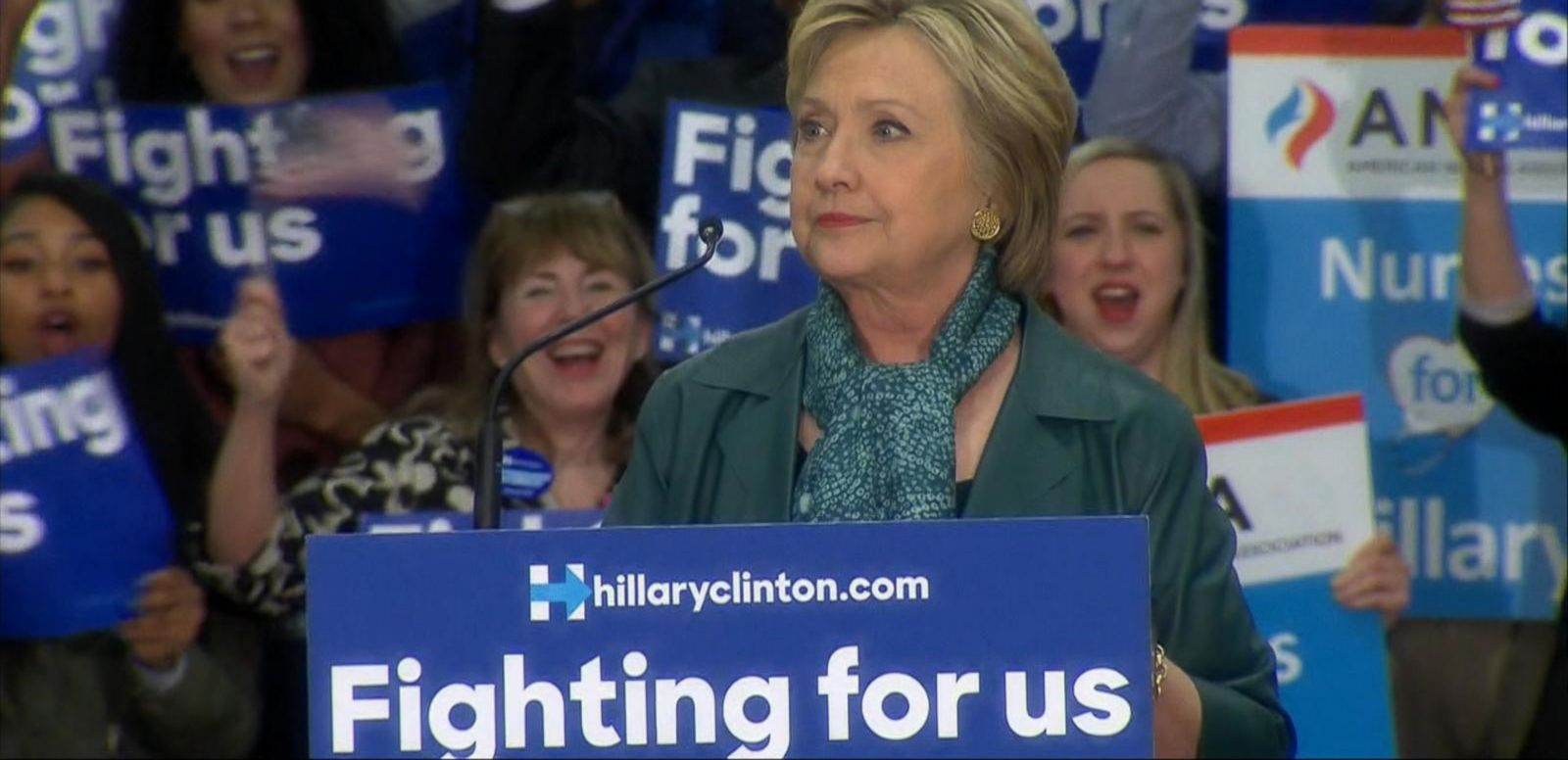 VIDEO: Donald Trump, Hillary Clinton Win Arizona and Lose Utah