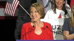 VIDEO: Ted Cruz Drafts Carly Fiorina as His Running Mate