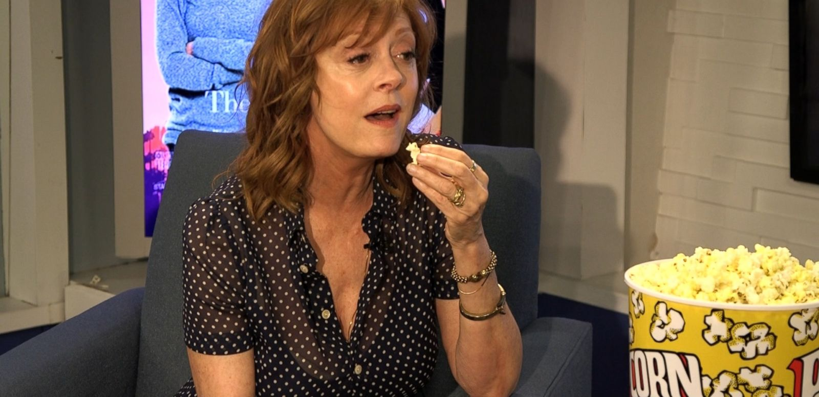 VIDEO: Susan Sarandon's Musical Throwback to 'The Rocky Horror Picture Show'