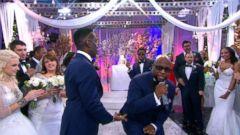 VIDEO: Wide World of Weddings: Boyz II Men Sing Motown Philly Live on GMA