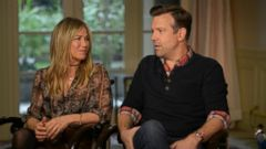 VIDEO: Jason Sudeikis and Jennifer Aniston Chat About Their New Film, Mothers Day on GMA