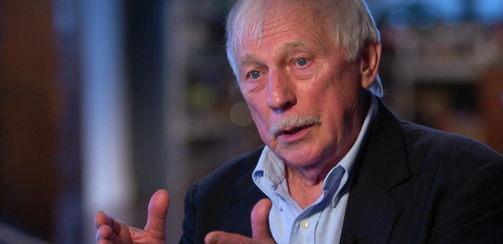 VIDEO: Scientology Leader's Father Speaks Out