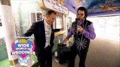 VIDEO: GMA Wedding Live Stream Features Elvis in Las Vegas