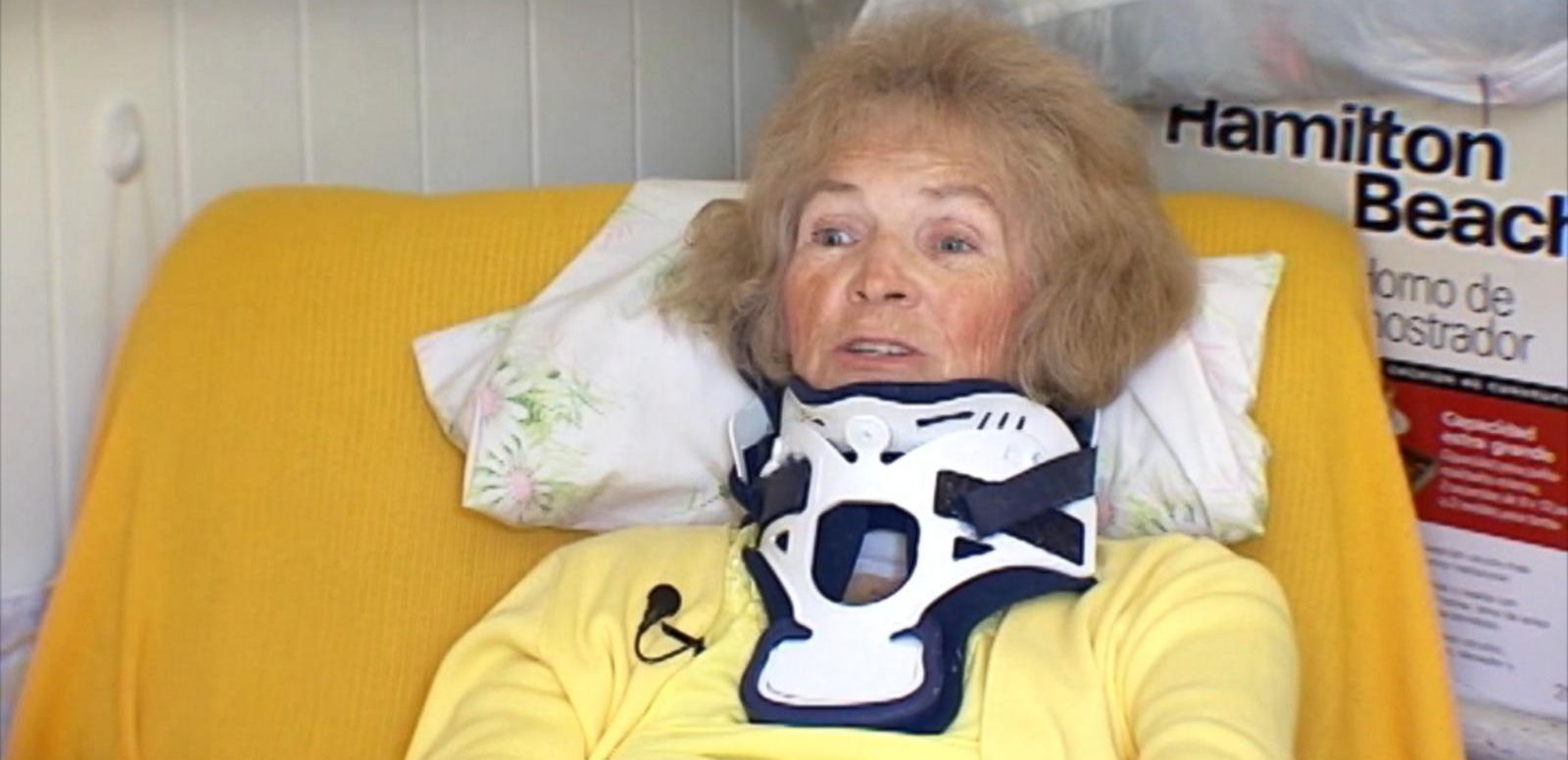 VIDEO: Medical Miracle: Woman Says She Regained Sight After 21 Years of Blindness