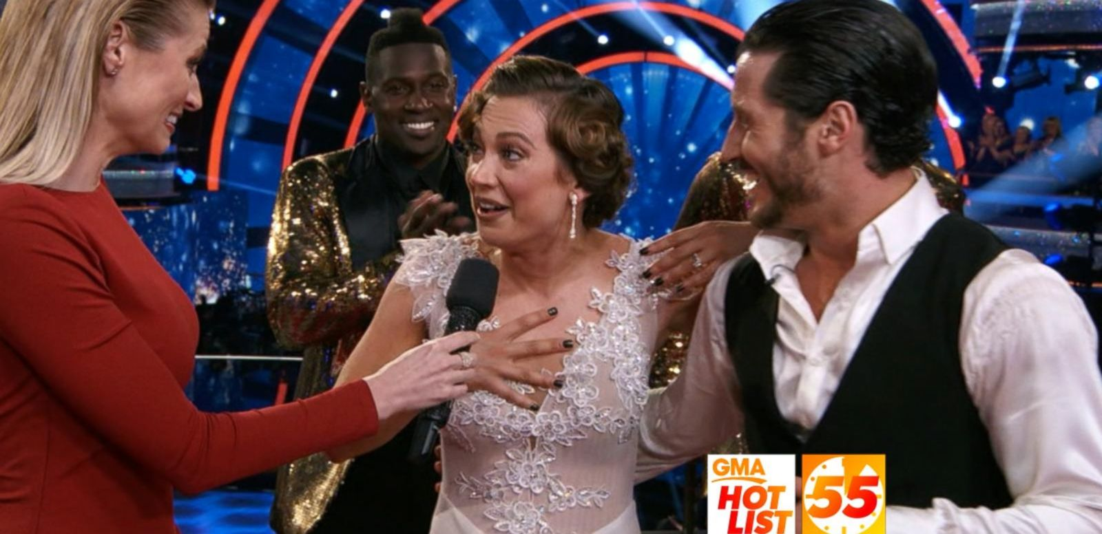 VIDEO: 'GMA' Hot List: Ginger Tops 'DWTS' and Met Ball Fashions