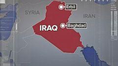 VIDEO: American Serviceman Killed in Combat in Iraq